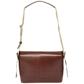 Brooks Barbican Tas Leather bruin